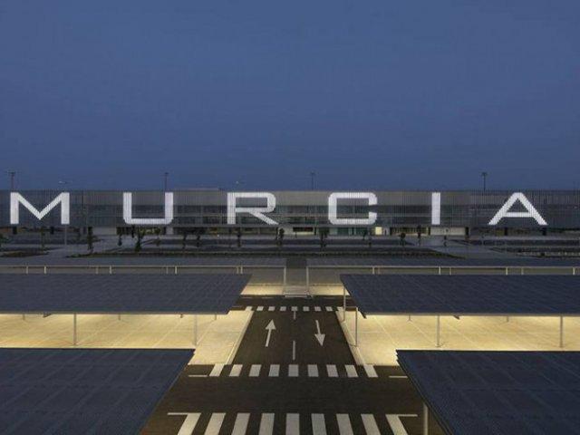 aeropuerto murcia